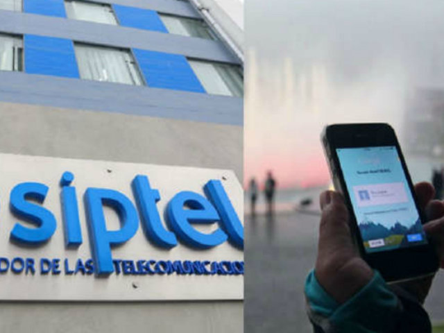 Osiptel confirma multas a Telefónica y Entel por faltas leves y graves