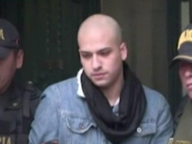 Joven que denunció a Piero Gaitán por presunta violación habría cambiado en varias oportunidades de versión