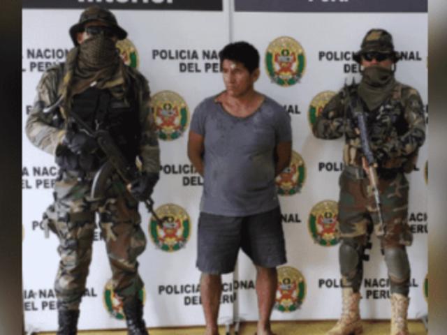 Cusco: capturan a narcotraficante buscado por la DEA