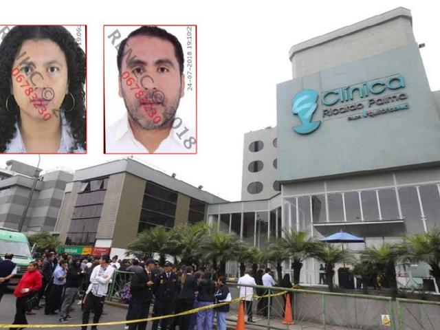 MP solicitó 9 meses de prisión preventiva para hermanos que detonaron explosivo en clínica