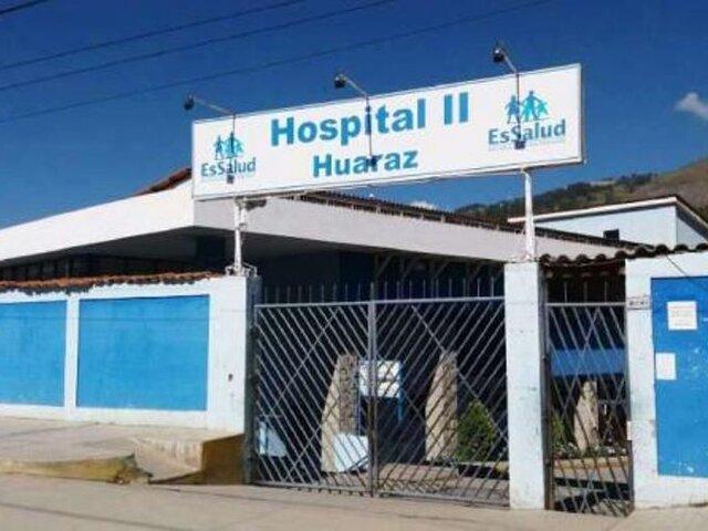 Áncash: dictan 4 años de prisión para funcionario que se apropió de equipos de hospital