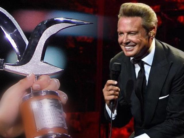 Luis Miguel será la estrella principal del Festival de Viña del Mar 2019