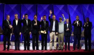 Municipales 2018: candidatos expusieron sus propuestas en el último debate