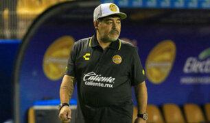 """Maradona aconseja a Messi """"que no venga más"""" a la selección argentina"""
