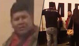 Miraflores: un sujeto en evidente estado de ebriedad golpeó a una mujer en plena vía pública