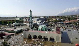 Indonesia: más de mil muertos tras terremoto y tsunami