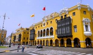 Candidatos a la alcaldía de Lima y sus actividades en la última semana de campaña
