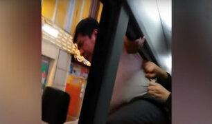Corredor morado: indiferencia permitió la fuga de sujeto que acosó sexualmente a una joven