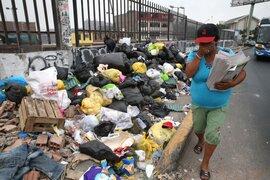 SMP: Av Canta Callao se ha convertido en un basurero