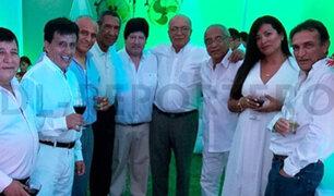 IDL reporteros publica fotos inéditas del cumpleaños de Antonio Camayo