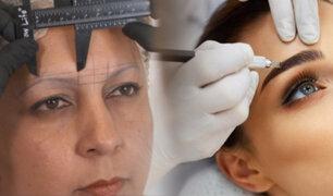 Conozca el mejor tratamiento para corregir las cejas mal tatuadas