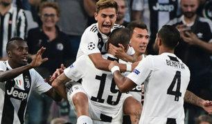 Juventus derrotó 3-0 a Young Boys por segunda fecha del grupo H