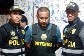 Punta Negra: alcalde es detenido tras ser sindicado como líder de banda delincuencial