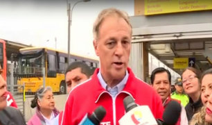 Jorge Muñoz se pronuncia sobre situación de Daniel Urresti