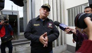 Daniel Urresti intensifica campaña electoral a un día de lectura de sentencia por caso Bustíos