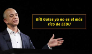 Destronan a Bill Gates entre las personas más ricas de EEUU