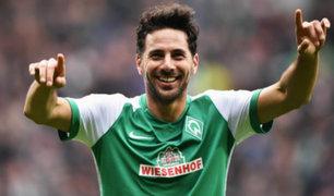 Varios clubes saludaron a Claudio Pizarro por su cumpleaños