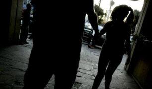 Madre denuncia violación a su menor hija quien fue captada por teléfono