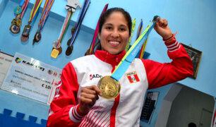 Alexandra Grande: karateca peruana entre las tres mejores del mundo