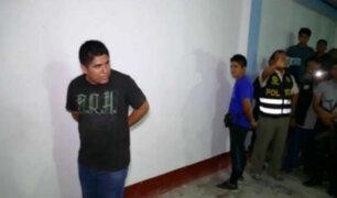 Tocache: ronderos castigan a dos policías acusados de perpetrar un asalto