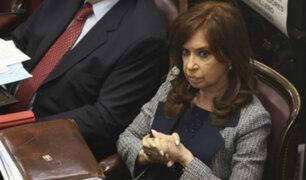 Anuncian juicio oral contra Cristina Fernández e hijos por lavado de dinero