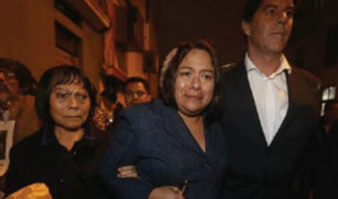 "Sharmelí Bustíos: ""¡Qué sentencia tan vergonzosa! Ahí tienen a su alcalde"""