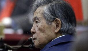 Fuerza Popular evalúa plantear indulto de Alberto Fujimori
