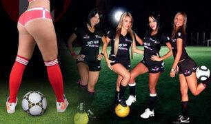 """Colombia: las """"Divas del Fútbol"""" son la nueva sensación en las canchas"""