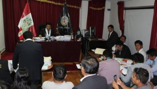 Apurímac: ordenan captura e internamiento en un penal del alcalde de Tintay