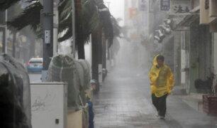Asia: varios países amenazados por llegada de tifón Kong-Rey