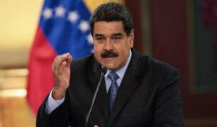 Venezuela: Maduro vuelve a amenazar a gobiernos en caso de intervención militar
