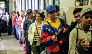 Venezolanos en Perú: cerca de 150 mil aún no cuentan con PTP