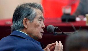 Conozca qué otras alternativas tiene Alberto Fujimori para no regresar a prisión