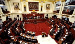 Congreso: se registran incidentes durante el primer pleno del 2019