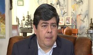 Posibles escenarios: Torres Caro plantea alternativas de defensa para Alberto Fujimori