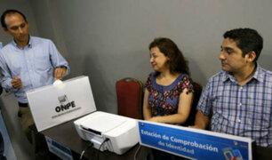 Voto Responsable: así se vive la jornada electoral al interior del país