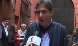 Cercado de Lima: así se realizó el desayuno del candidato Juan Carlos Zurek