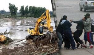 Piura: pobladores piden más seguridad y reconstrucción para su región