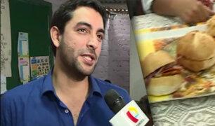 Mirones Altos: Luis Castañeda Pardo departió tradicional desayuno con sus simpatizantes