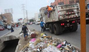 Voto Responsable: Chiclayanos denuncian deficiencias en el recojo de basura