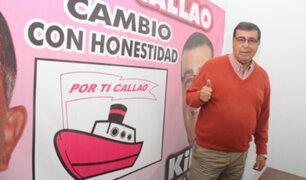 Resultados a boca de urna: Dante Mandriotti sería el virtual gobernador regional del Callao