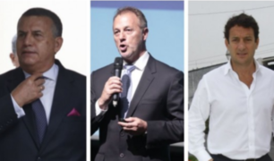 Elecciones 2018: expectativas de Muñoz, Reggiardo y Urresti sobre el resultado final