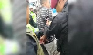 Salamanca: policía detiene a presuntos 'marcas' que habrían asaltado a una mujer