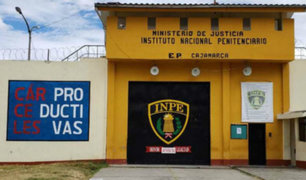 Frustran intento de fuga de cuatro internos en penal de Cajamarca
