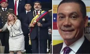 Reportan presunto suicido de sujeto implicado en atentado contra Nicolás Maduro