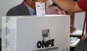 Elecciones 2020: jóvenes que cumplan 18 años hasta el 26 de enero deberán votar