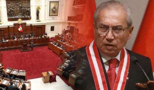 Congreso: por falta de quórum suspenden sesión contra Pedro Chávarry