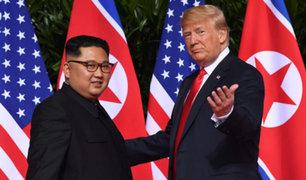 Donald Trump evalúa nuevo lugar para segunda cumbre con Kim Jong-un
