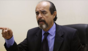 Mauricio Mulder maldice y amenaza al Jurado Nacional de Elecciones