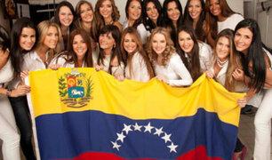 Misses venezolanas representan a otros países en concursos de belleza